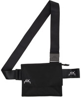 A-Cold-Wall* A Cold Wall* Black Utility Crossbody Pouch