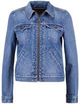 Levi's ORANGE TAB ZIP FRONT TRUCKER Denim jacket kauai