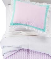 Pam Grace Creations Lovebirds Comforter Set (Twin) Purple