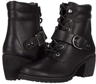 Harley-Davidson Lalanne (Black) Women's Shoes