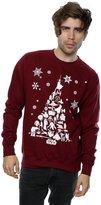 Star Wars Men's Christmas Tree Sweatshirt