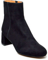 Adrienne Vittadini Louisa Suede Ankle Boots