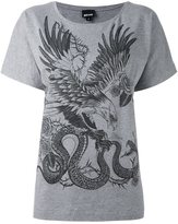 Just Cavalli 'animals' print T-shirt