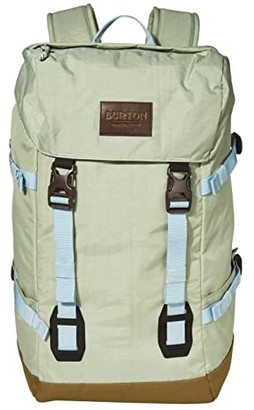 Burton Tinder 2.0 Backpack (Martini Olive Flight Satin) Backpack Bags