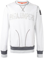 Parajumpers printed chest sweatshirt - men - Cotton - L