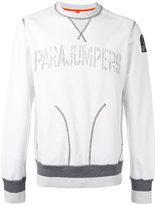 Parajumpers printed chest sweatshirt - men - Cotton - XL