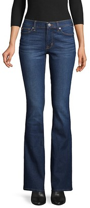 Hudson Mid-Rise Bootcut Jeans