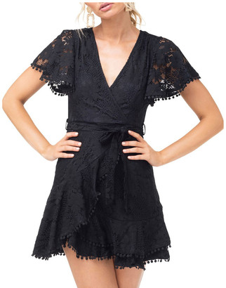 Pilgrim Ashia Lace Mini Dress