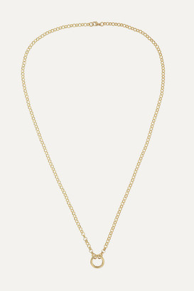 Foundrae 18-karat Gold Necklace - one size