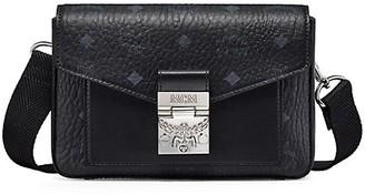 MCM Small Millie Visetos Crossbody Bag