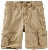 Osh Kosh Toddler Boy Twill Cargo Shorts