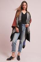 Anthropologie Alamosa Colorblock Kimono
