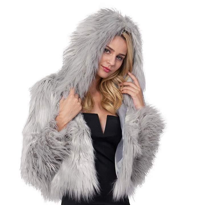 b4eeea91534b Faux Fur Coats Jackets - ShopStyle Canada