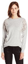 Ted Baker Women's Tae Textured Dropped Arm Jumper