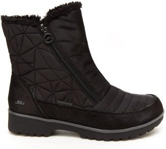 Jambu JBU by Waterproof Duck Boots - Snowflake