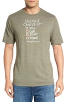 Tommy Bahama 'Checklist' Graphic T-Shirt