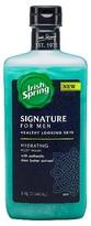 Irish Spring Signature for Men Hydrating Body Wash - 15 oz