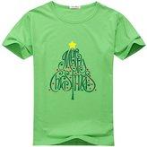 Ccttdiy Women's Merry Christmas T-shirts, Cheap Merry Christmas Tee Shirts