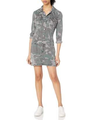 Pam & Gela Women's Button Up Dress