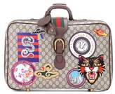 Gucci Coated-canvas travel bag