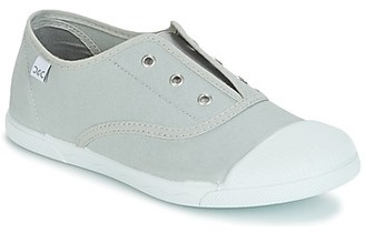 Citrouille et Compagnie RIVIALELLE girls's Shoes (Trainers) in Grey