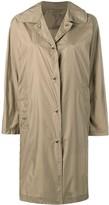 MACKINTOSH Beige Nylon Single Breasted Coat LM-079ST/P