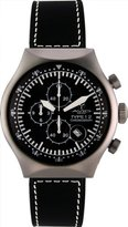 Avio Men's 45 MM TYPE S Aluminum Case Chronograph Tachymeter Date Watch