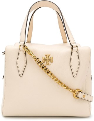 Tory Burch Branded Tote Bag
