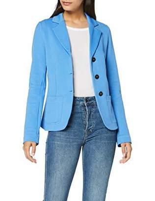 Rene Lezard Women's B036j6389 Suit Jacket, Navy Blue 550, 8 (Size: 34)