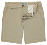 George Linen Blend Chino Shorts