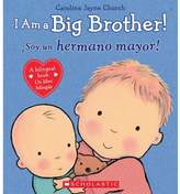 "Scholastic I Am Big Brother!"" by Caroline Jayne Church (English/Spanish)"