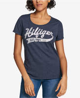 Tommy Hilfiger Short-Sleeve Graphic T-Shirt, Created for Macy's