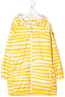 Bobo Choses Striped Rain Coat