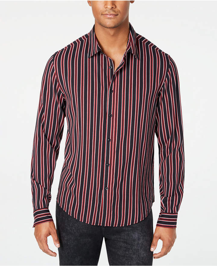 535bc46b3b GUESS Fitted Men's Shirts - ShopStyle