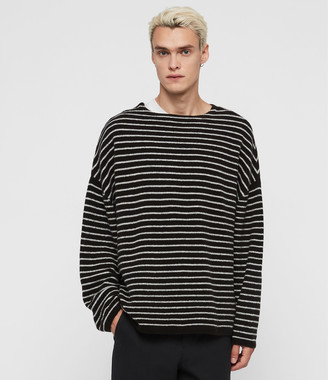 AllSaints Larik Crew Sweater