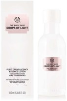 The Body Shop Drops of LightTM Pure Translucency Essence Lotion