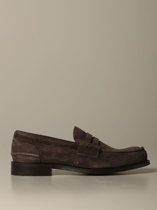 Church's Churchs Loafers Pembrey Churchs Suede Moccasin