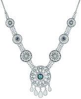 Lucky Brand Jade Statement Necklace