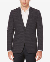 Perry Ellis Men's Slim-Fit Jacquard Sport Coat