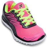 Fila Countdown 3 Girls Running Shoes - Little Kids/Big Kids