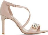 Dune Marcela embellished leather sandals