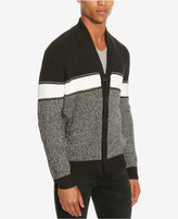 Kenneth Cole Reaction Men's Marled Shawl-Collar Cardigan