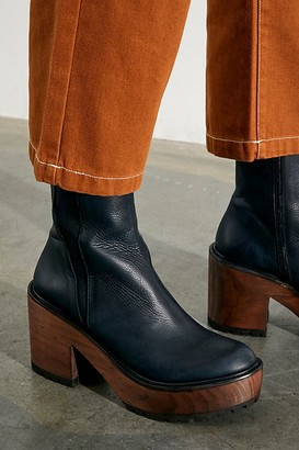 Fp Collection West Johanna Clog Boots