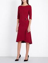 Roland Mouret Healey stretch-crepe dress