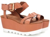 See by Chloe Platform Leather Sandals