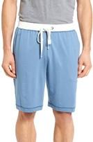 Daniel Buchler Men's Pima Cotton & Modal Lounge Shorts