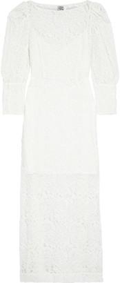 Baum und Pferdgarten Acacia Cotton-blend Corded Lace Maxi Dress