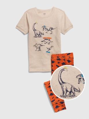 Gap Kids Dinosaur PJ Set