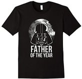 Star Wars Father's Day Vader Dad of Year Graphic T-Shirt