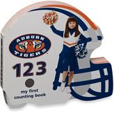 Bed Bath & Beyond Auburn Tigers 123: My First Counting Board Book